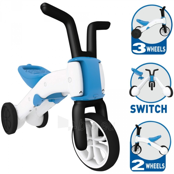 Balansinis dviratis Chillafish Bunzi Paveikslėlis 7 iš 12 310820004749
