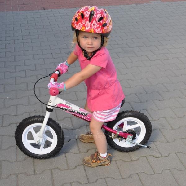 Balansinis dviratis WORKER Bounce Paveikslėlis 3 iš 4 250702000383