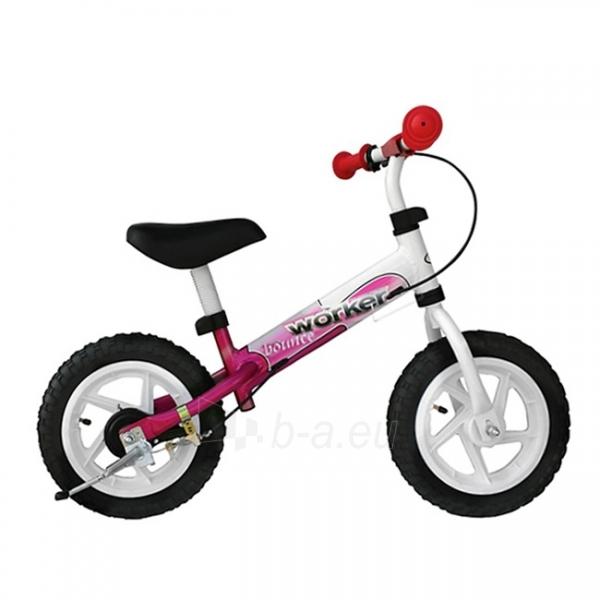 Balansinis dviratis WORKER Bounce Paveikslėlis 4 iš 4 250702000383