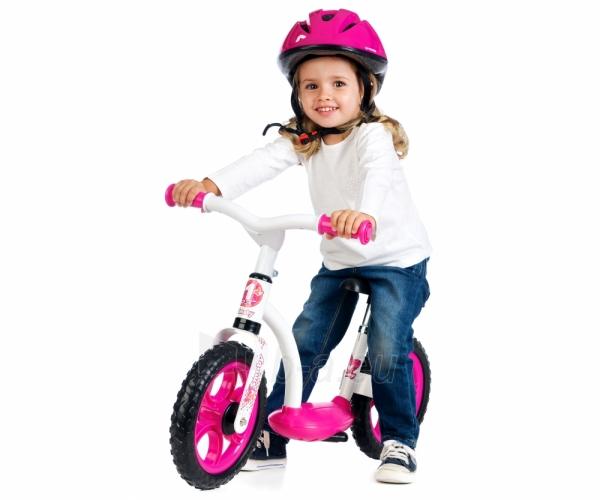 Balansinis dviratukas | Rožinis | Smoby Paveikslėlis 1 iš 6 310820002307