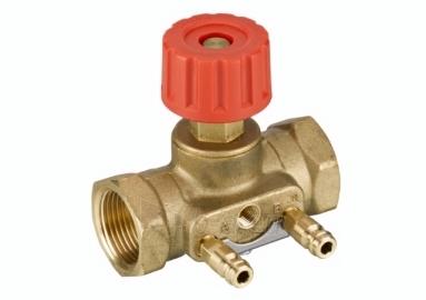 Balansinis ventilis ASV-M DN20 Paveikslėlis 1 iš 1 270380000028
