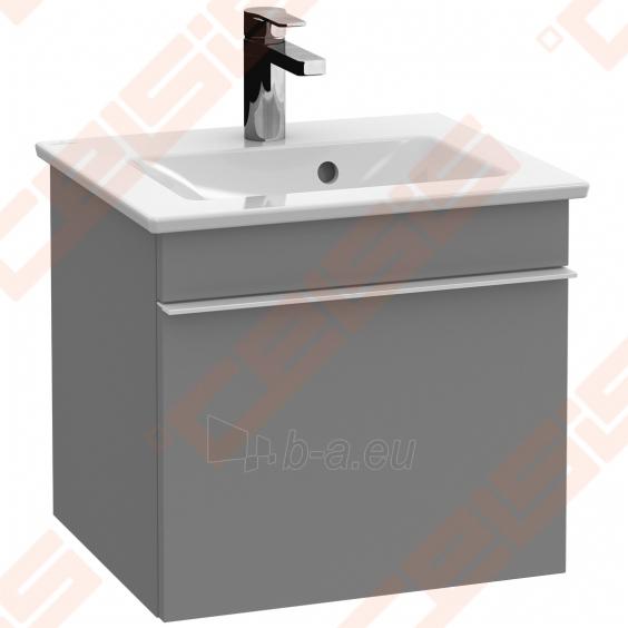 Baldinis praustuvas VILLEROY&BOCH Venticello 500x420 mm Paveikslėlis 6 iš 6 270711001176