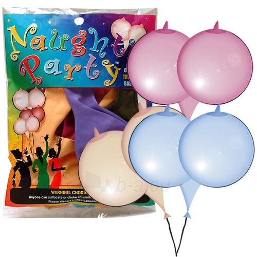 Balionai 6 Busenluftballons Paveikslėlis 1 iš 1 310820022143
