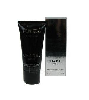 Balzamas po skutimosi Chanel Egoiste Platinum After shave balm 75ml (testeris) Paveikslėlis 1 iš 1 250881300656