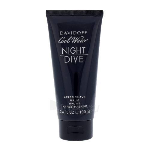 Lotion balsam Davidoff Cool Water Night Dive After shave balm 100ml Paveikslėlis 1 iš 1 250881300711