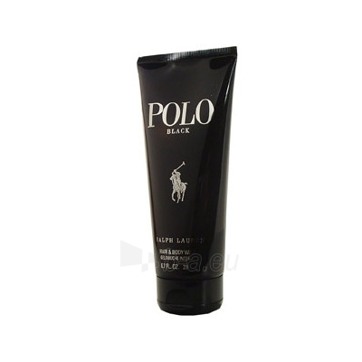 Balzamas po skutimosi Ralph Lauren Polo Black After shave balm 125ml Paveikslėlis 1 iš 1 250881300096