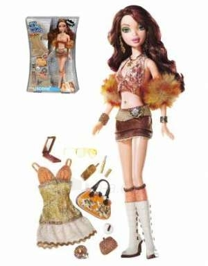 Barbie J1040 My Scene Super Bling Mattel Paveikslėlis 1 iš 2 250710900148