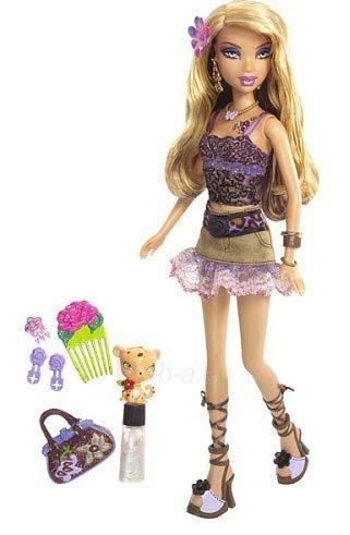 Barbie L2740 My Scene Salon Safari Mattel Paveikslėlis 1 iš 1 250710900154