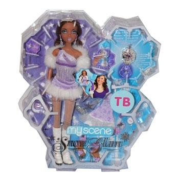 Barbie L9339 My Scene Snow Glam Mattel Paveikslėlis 1 iš 2 250710900155