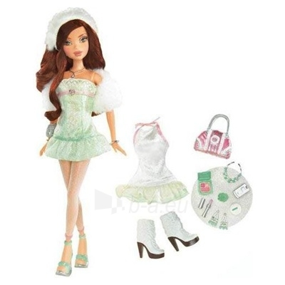 Barbie L9340 My Scene Snow Glam Mattel Paveikslėlis 1 iš 1 250710900156