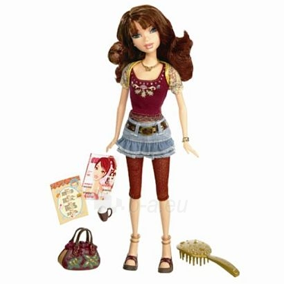 Barbie M2844 My Scene Cafe Chic Mattel Paveikslėlis 1 iš 1 250710900161