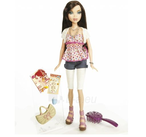 Barbie M2845 My Scene Cafe Chic Mattel Paveikslėlis 2 iš 2 250710900162