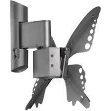 BARKAN 33E.B 42'' LCD, 3 lankstų, motoriz., sieninis, juodas Paveikslėlis 1 iš 3 250226200202