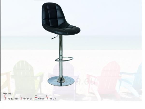 Baro kėdė C-198 Paveikslėlis 1 iš 3 250406200058