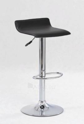 Baro kėdė H-1 juoda Paveikslėlis 2 iš 2 250406200022
