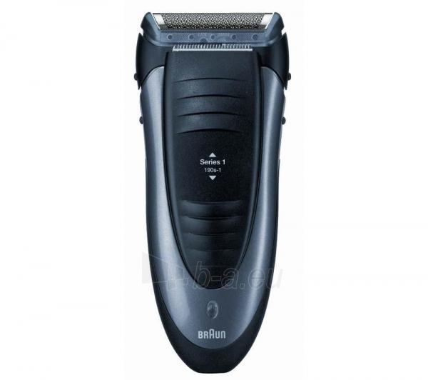 Shaver Braun 190S-1 series 1 Paveikslėlis 1 iš 1 310820018502
