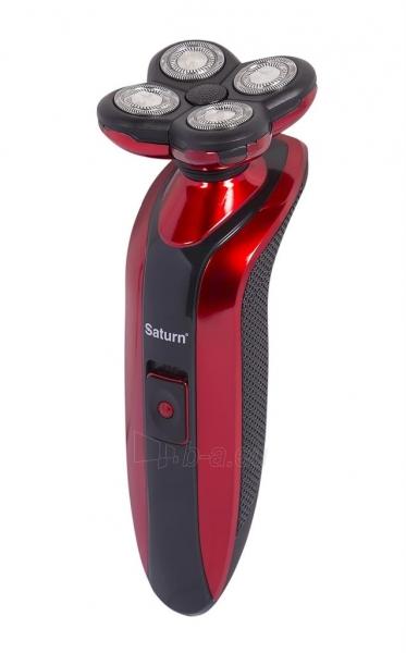 Shaver Shaver Saturn ST-HC7394 red Paveikslėlis 1 iš 5 310820158817
