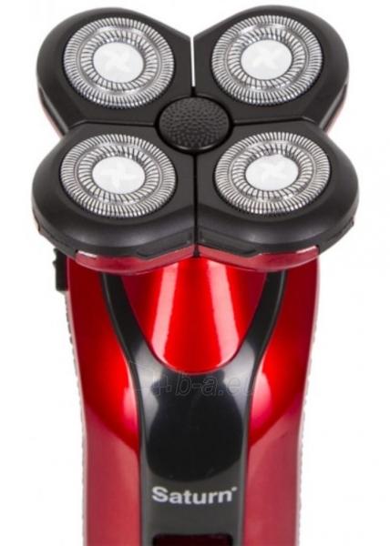 Shaver Shaver Saturn ST-HC7394 red Paveikslėlis 4 iš 5 310820158817