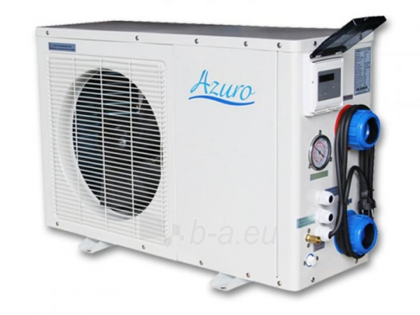 Swimming pool heat pump  XP09HS - EEV Paveikslėlis 1 iš 1 30092900007