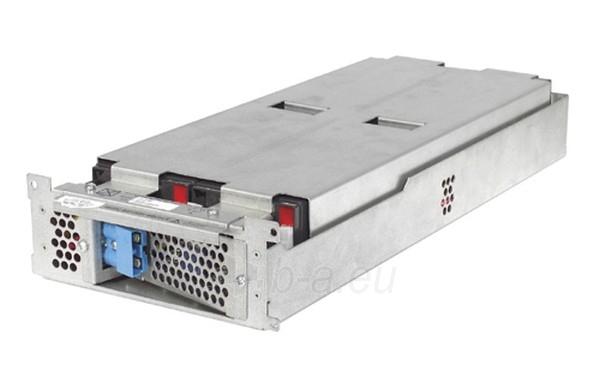 Baterija APC REPLACEMENT BATTERY 43 Paveikslėlis 1 iš 1 250254100036