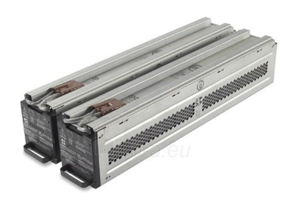 Baterija APC REPLACEMENT BATTERY 44 Paveikslėlis 1 iš 1 250254100037