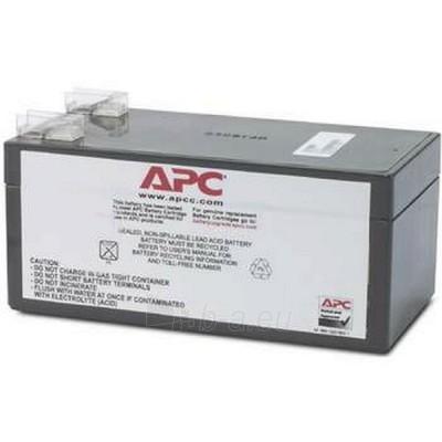 Baterija APC REPLACEMENT BATTERY 47 Paveikslėlis 1 iš 1 250254100038