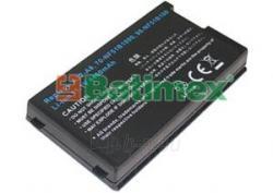 Baterija Batimex Asus A8 4400mAh 11.1V Paveikslėlis 1 iš 1 250254100212