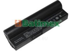 Baterija Batimex Asus Eee PC 701 4400mAh 7.4V Paveikslėlis 1 iš 1 250254100215