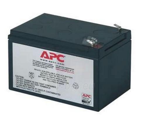 Baterija REPLACEMENT BATT BK650, BP650, SU620 Paveikslėlis 1 iš 1 250254100035