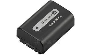 Akumulators SONY NP-FH100 litijs Paveikslėlis 1 iš 1 250229000017