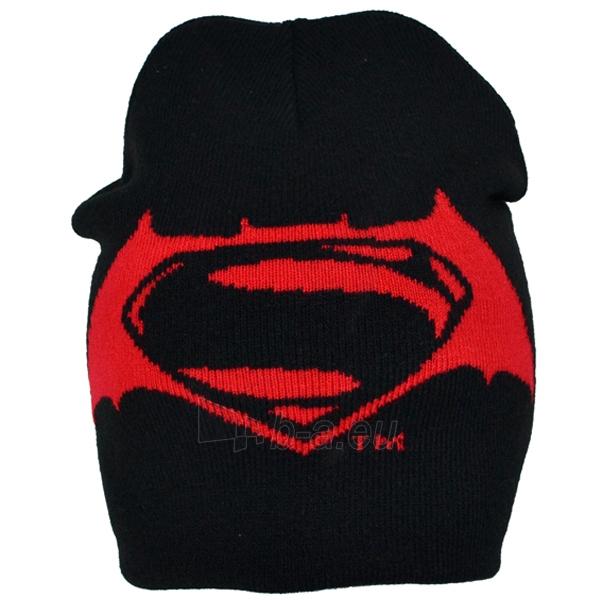 Batman vs Superman vaikiška žieminė kepurė Paveikslėlis 1 iš 2 310820060624