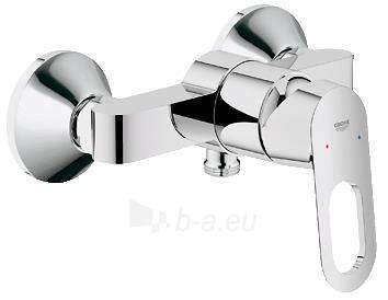 BauLoop dušo maišytuvas, chromas Paveikslėlis 1 iš 1 270721000296