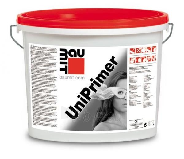 Gruntas potinkinis BAUMIT UNI PRIMER 25kg, Paveikslėlis 1 iš 1 310820017982
