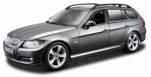 Bburago BMW 3 Series Touring (2006) 1:24 Kit Bburago 18-25095 Paveikslėlis 1 iš 1 250710800129