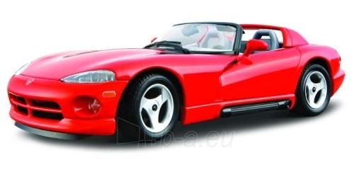 Bburago Dodge Viper (1992) 1:24 Kit Bburago 18-25033 Paveikslėlis 1 iš 1 250710800132