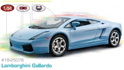 Bburago LAMBORGHINI Gallardo (2005) 1:24 Kit Bburago 18-25076 Paveikslėlis 1 iš 1 250710800139