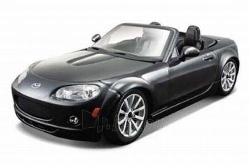 Bburago Mazda MX-5 (2007) 1:24 Kit Bburago 18-25082 Paveikslėlis 1 iš 1 250710800143