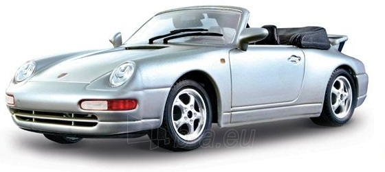 Bburago Porsche 911 Carrera (1994) 1:24 Kit Bburago 18-25057 Paveikslėlis 1 iš 1 250710800147