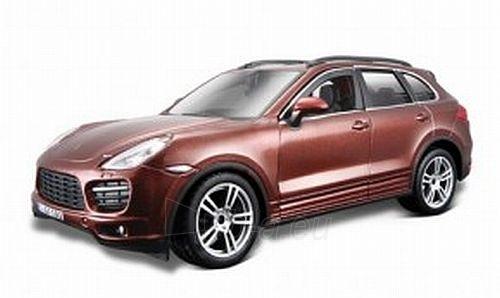 Bburago Porsche Cayenne Turbo (2013) 1:24 Kit Bburago 18-25104 Paveikslėlis 1 iš 1 250710800148