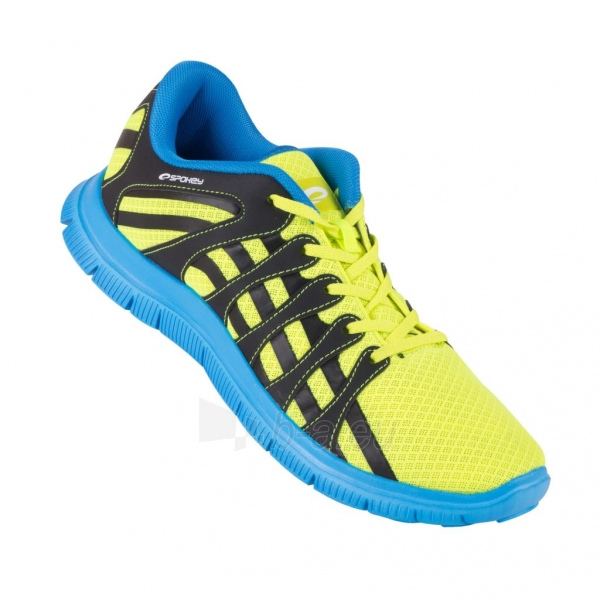 Bėgimo bateliai Spokey Liberate 7 Yellow Paveikslėlis 1 iš 1 310820041092