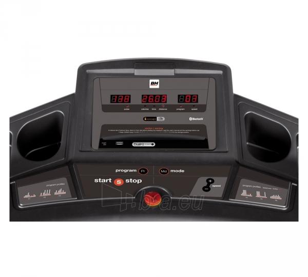 Bėgimo takelis BH Fitness Pioneer Dual Paveikslėlis 1 iš 2 310820023776