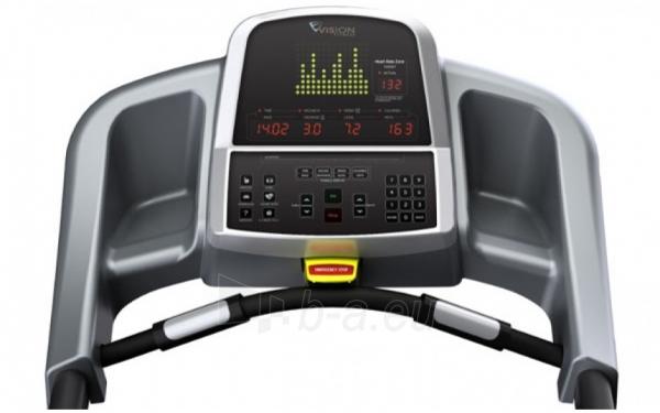 Bėgimo takelis Vision Fitness T60 Paveikslėlis 4 iš 4 250576000057