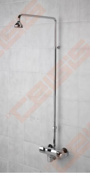 Bekontaktinis dušo maišytuvas ORAS Electra Paveikslėlis 2 iš 6 270721000550