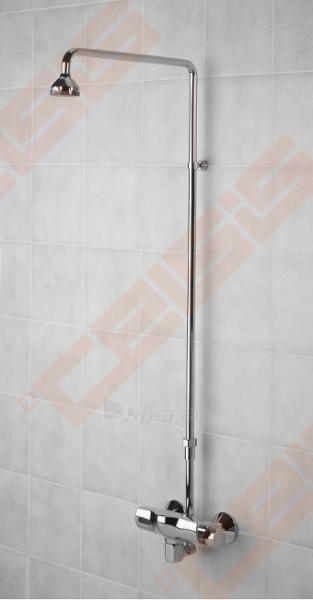 Bekontaktinis dušo maišytuvas ORAS Electra Paveikslėlis 1 iš 6 270721000550