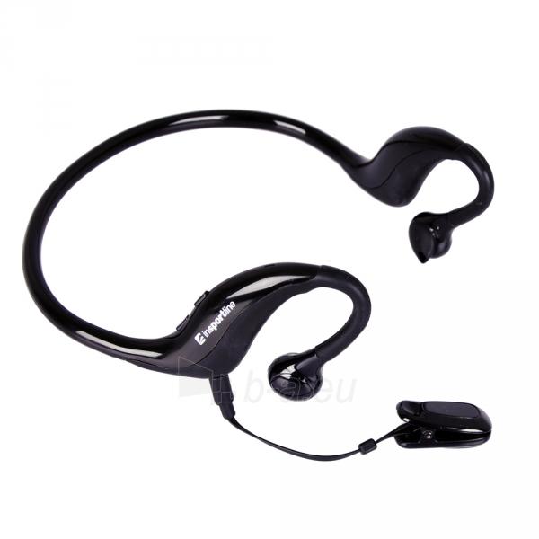 Belaidės ausinės su pulso matuokliu inSPORTline Pulsate Paveikslėlis 1 iš 3 310820013187