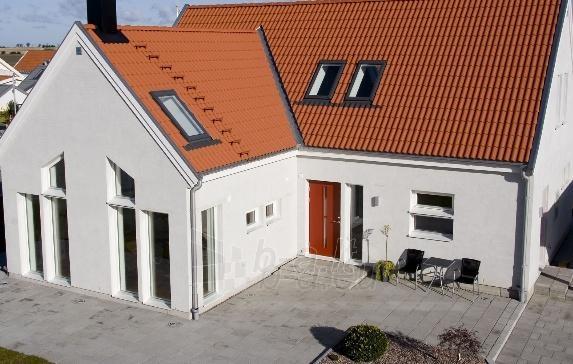 Benders Palema betoninė čerpė, molio raudonumo Paveikslėlis 2 iš 3 237170100062