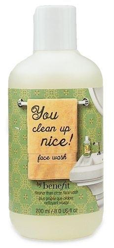 Benefit You Clean Up Nice Face Wash Cosmetic 200ml Paveikslėlis 1 iš 1 250840700036