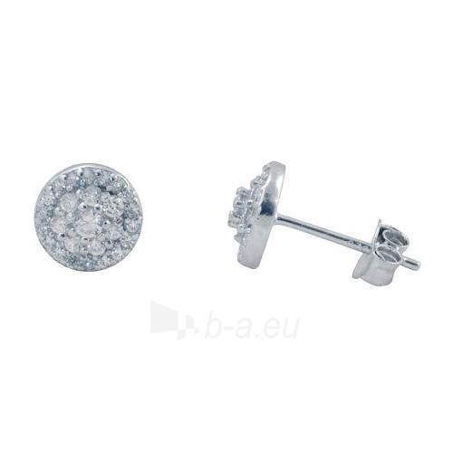 Beneto auskarai su kristalais AGU03 Paveikslėlis 1 iš 1 30070001592