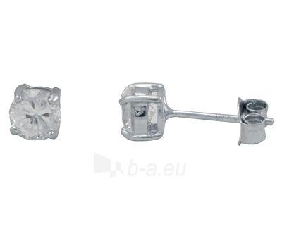 Beneto auskarai su kristalu AGU41 Paveikslėlis 1 iš 1 30070001605