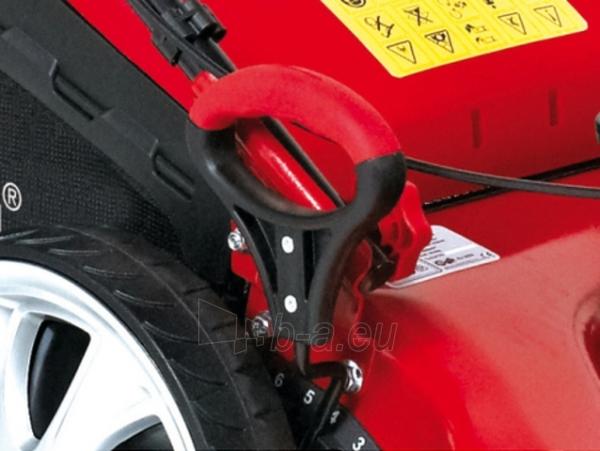 Benzininė, savaeigė žoliapjovė HECHT 549 SB 5 in 1 Paveikslėlis 2 iš 4 268901000689